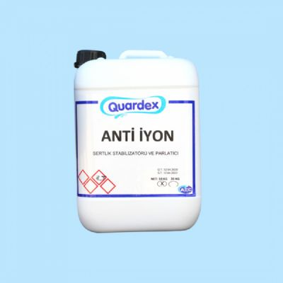 ANTİ İYON QUARDEX 20 KĞ