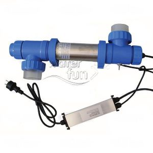 WATERFUN UV CİHAZI BLUE LAGOON UV-C TECH 15.000/16W 230V 50 HZ