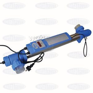 WATERFUN UV CİHAZI BLUE LAGOON UV-C TIMER 40.000/40W 230V 50 HZ